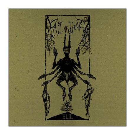FALL OF EFRAFA - Elil 2xLP