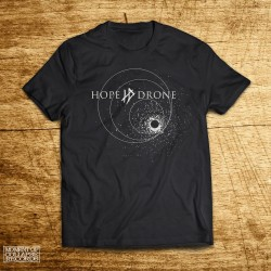 HOPE DRONE - Black Hole SHIRT