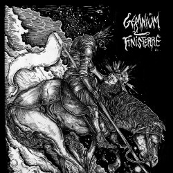 GERANIUM / FINISTERRE - Split 7''