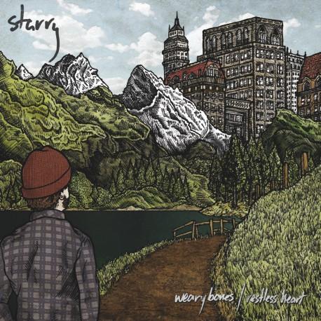 STARRY- Weary Bones Restless Heart LP