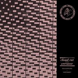 CLOUD RAT / CREVASSE - Split 7''