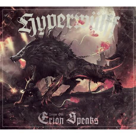 HYPERWULFF - Erion Speaks LP
