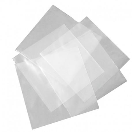 LP/12'' SLIPCOVER / SCHUTZHÜLLEN / PLASTIC SLEEVE / PROTECTION (deluxe)