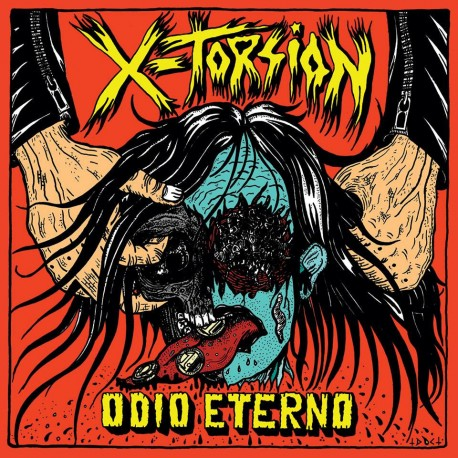 X-TORSION - Odio Eterno LP
