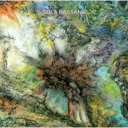 SULA BASSANA - Live At Roadburn Festival 2014 CD
