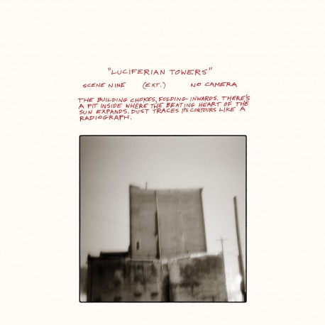 GODSPEED YOU! BLACK EMPEROR - Luciferian Towers LP