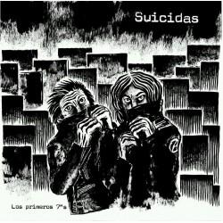 SUICIDAS - Los Primeros Seven Inches LP