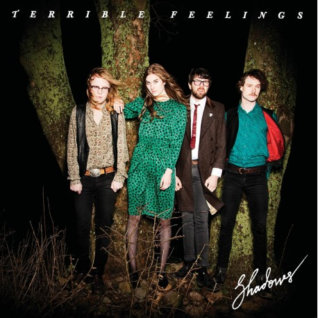 TERRIBLE FEELINGS - Shadows LP
