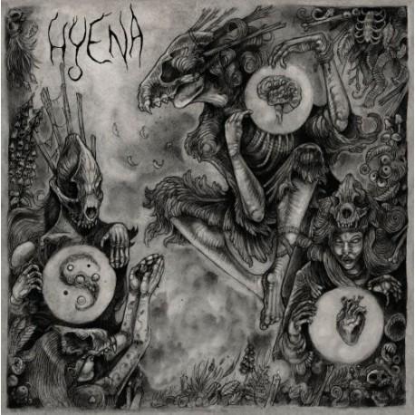 HYENA - Hyena LP