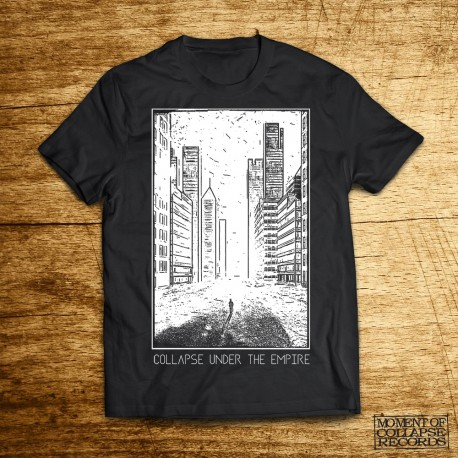 COLLAPSE UNDER THE EMPIRE - The Fallen Ones SHIRT (Black)