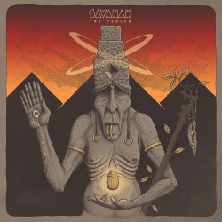 SAVANAH - The Healer CD