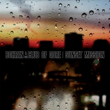BOHREN & DER CLUB OF GORE - Sunset Mission 2xLP