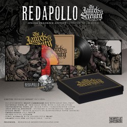RED APOLLO - The Laurels Of Serenity Box-Set