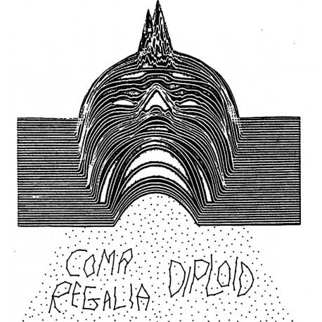 COMA REGALIA / DIPLOID - Split 7''