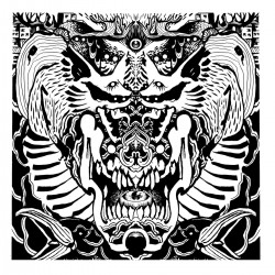 MONARCH / BIRUSHANAH - Split LP