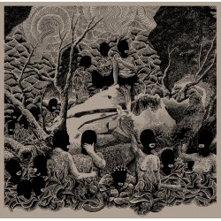 COMA REGALIA / CADY / MAJOREL / AGAK - Desolate Hands Move The Hour 10''