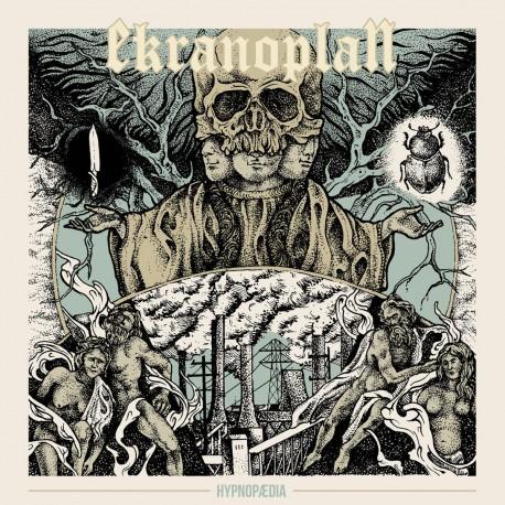 EKRANOPLAN - Hypnopædia CD