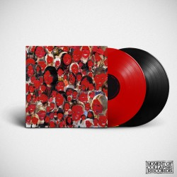 EGOPUSHER - Blood Red LP