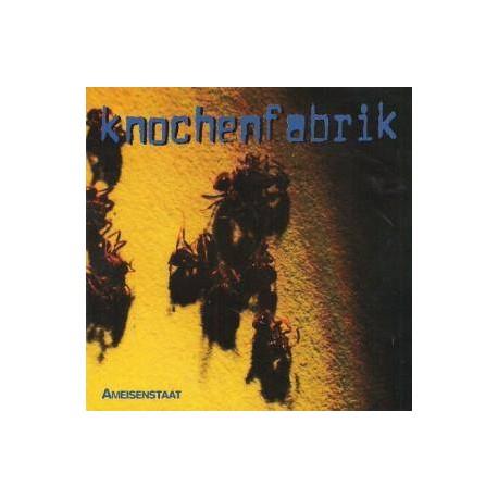 KNOCHENFABRIK - Ameisenstaat CD