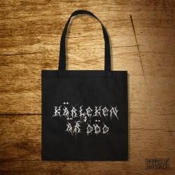 VI SOM ÄLSKADE VARANDRA SA MYCKET - Kärleken Är Död BAG (Black)