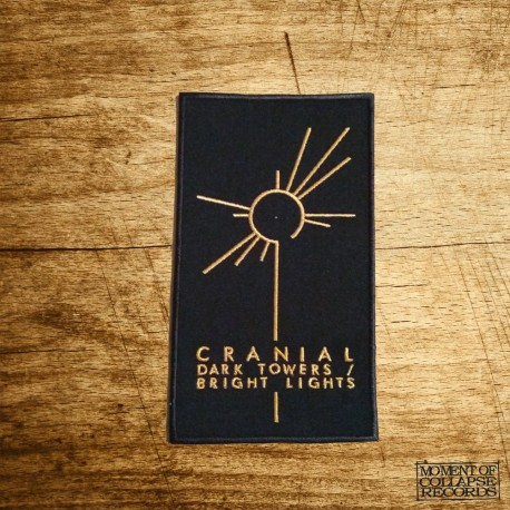 CRANIAL - Dark Towers Bright Lights PATCH
