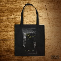 CRANIAL - Dark Towers / Bright Lights TOTE BAG