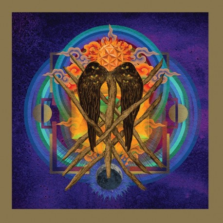 YOB - Our Raw Heart 2xLP (Gold)