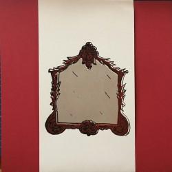 COMA REGALIA - Mirror 11''