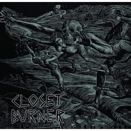 CLOSET BURNER - Disappointment. Death. Dishonor.LP