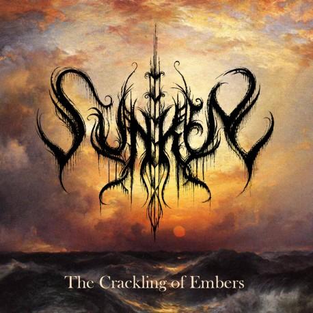 SUNKEN The Crackling Of Embers LP