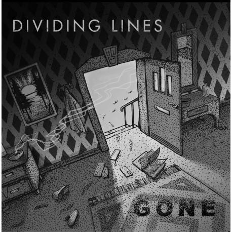 DIVIDING LINES - Gone LP