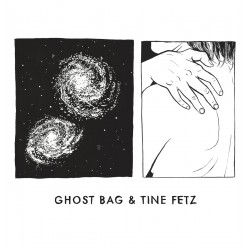 GHOST BAG & TINE FETZ - s/t LP + Comic