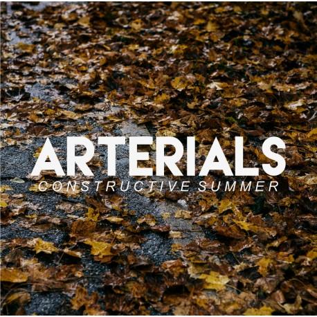 ARTERIALS - Constructive Summer CD