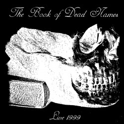 BOOK OF DEAD NAMES - Tape