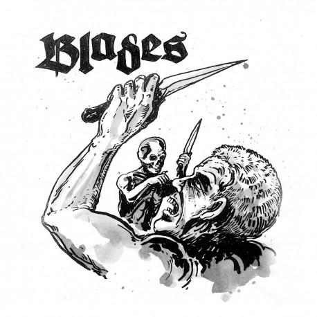 BLADES - Blades LP