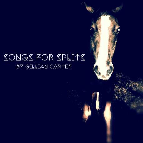 GILLIAN CARTER - Songs For Splits  7''