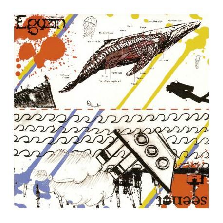 """SEENOT / EGOZID - Split 7"""""""