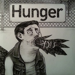 HUNGER - Sick / Reparations 7''