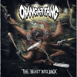 ORÄNGÄTTÄNG – The Beast Bites Back LP