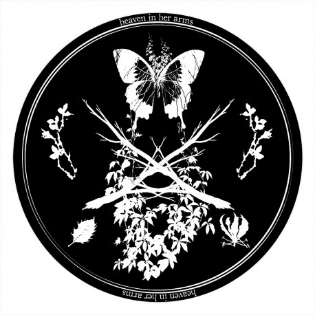 HEAVEN IN HER ARMS - Logo SLIPMAT