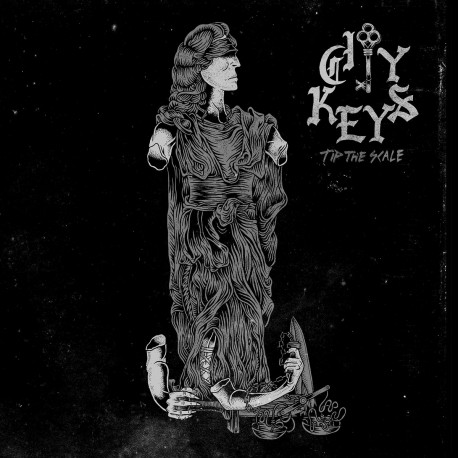 CITY KEYS - Tip The Scale 7''