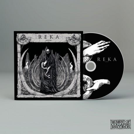 REKA - Jupiter CD