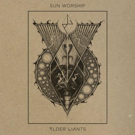 SUN WORSHIP - Elder Giants CD