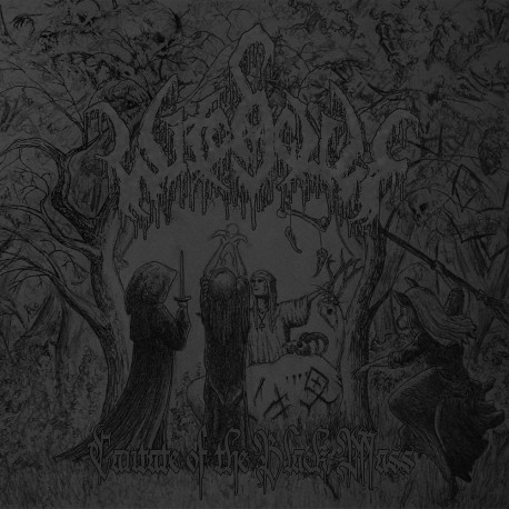 WITCHCULT - Cantate Of The Black Mass CD