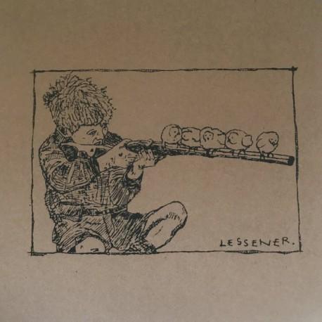 LESSENER - Lessener LP