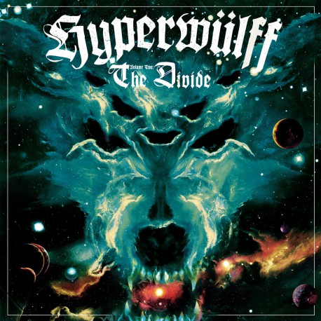 HYPERWULFF - Vol 2: the divide LP