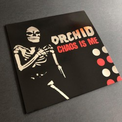 ORCHID - Chaos Is Me (20th Anniv. Silver Foil Edition) LP
