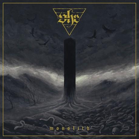 VERHEERER - Monolith CD