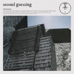 SECOND GUESSING - Tijd Verdringt LP