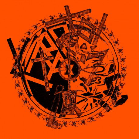 KARPATOS / LA FE - Split  LP
